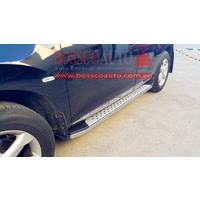 Side Steps Running Boards suitable for Holden Colorado 7 2012-2016