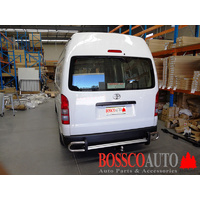Rear Step / Tow Bar Suitable For Toyota Hiace Commuter / SLWB 2005-2018