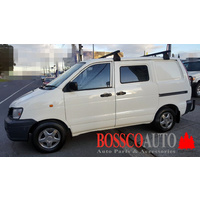 Black ROOF RACKS suitable for Toyota Townace / Spacia
