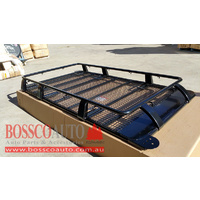 Heavy Duty Roof Basket suitable for Toyota Landcruiser Workmate VDJ76R Low Roof