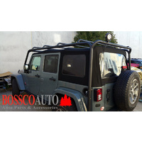 Roof Rack System suitable for Jeep Wrangler JK 4 Door (2007-2018)