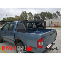 Sport Bar with Roof Top Basket Suitable for Holden Rodeo Colorado / Isuzu D-MAX