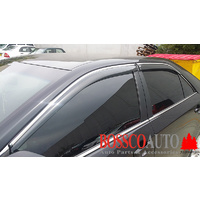 WEATHERSHIELDS Suitable for TOYOTA CAMRY (2012-14) AURION (2012-2017)