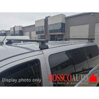 Set of 2 Heavy Duty Roof Racks Suitable for Renault Master X62 2010-2020