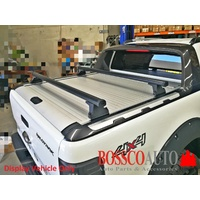 Rear Cargo Roller Tracks Racks Suitable for Dodge Ram 2010+