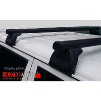 Black Heavy Duty Roof Racks suitable for Suzuki Jimny 2019+