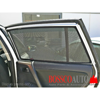 Magnetic Sun Shades Suitable for BMW X3 2004-2011 - Runout Sale
