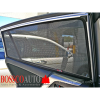 Magnetic Sun Shades Suitable for Mercedes-Benz M- Class SUV 2005-2011