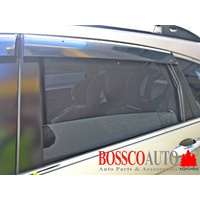 Magnetic Sun Shades Suitable for Honda CRV RE series (Model years: 2007 to 2011)