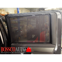 Magnetic Sun Shades Suitable for Land Rover Discovery 3 & 4 2004-2017