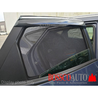 Magnetic Sun Shades Suitable for Nissan QASHQAI 2014-2020