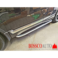 SIDE STEPS (Running Boards) suitable for HONDA CRV 2017-2019