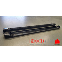 Side Steps Running Boards Suitable for D-MAX / MU-X /Colorado / 7 /Trailblazer
