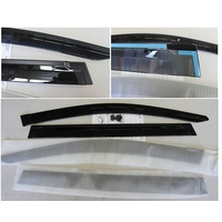 Weathershields suitable for Honda Odyssey 4th 2009-2011