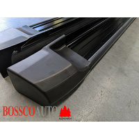 Single Cab Side Steps (Running Boards) Suitable for Toyota Hilux 2015-2019