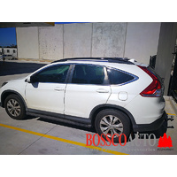 ROOF RAILS suitable for Honda CRV Black 2012-2016