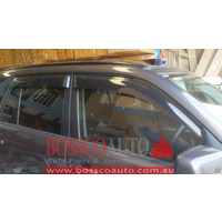WEATHER SHIELDS suitable SUZUKI GRAND VITARA 4 DOOR 2006-2018
