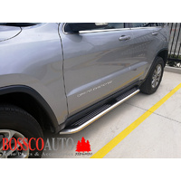 Side steps | Running Boards suitable for Jeep Grand Cherokee 2010-2019