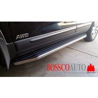 SIDE STEPS suitable for KIA SORENTO 2009-2013 (FREE INSTALLATION)