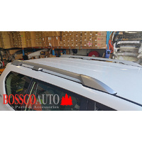 SILVER ROOF RAILS suitable for Toyota Prado 150s Series 2010-2021