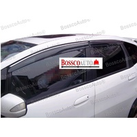 WEATHER SHIELDS suitable for Honda Jazz GE Models (2009-2013)
