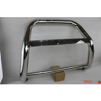 Low Nudge Bar suitable for Nissan Navara D22 (1998-2014)