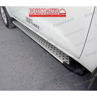 Side Steps (Running Boards) suitable for Nissan Navara NP300/D23 2015-2018