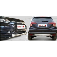 SKID PLATE FRONT&REAR suitable for Honda HR-V 2014-2017