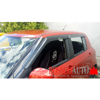 WEATHER SHIELDS suitable for SUZUKI Swift 2005-2010 FZ models