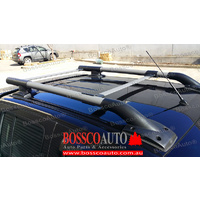 Roof Rail and Roof Rack suitable for Nissan Navara D40 2005-2014