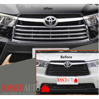 GRILL GUARD suitable for TOYOTA KLUGER 2014-2016