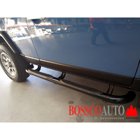 SIDE BAR / steps suitable for TOYOTA FJ CRUISER 2007-2016 (FREE INSTALLATION)