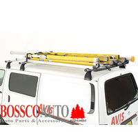 3m Ladder Rails | Ladder Rack System For All Popular Heavy Duty Roof Rack Systems - Extension Ladder