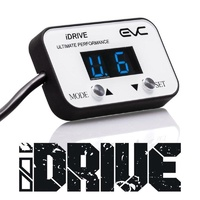 iDRIVE EVC THROTTLE CONTROLLER suitable for Toyota Landcruiser 76, 78, 79 2007-2009