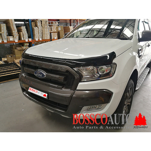 Bonnet Protector suitable for Ford Ranger PX MKII 2015-2019