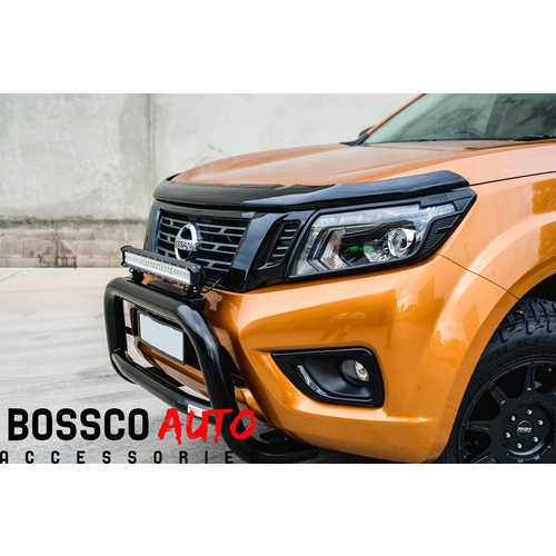 Tinted Bonnet Protector suitable for Nissan Navara NP300 D23 2015-2019