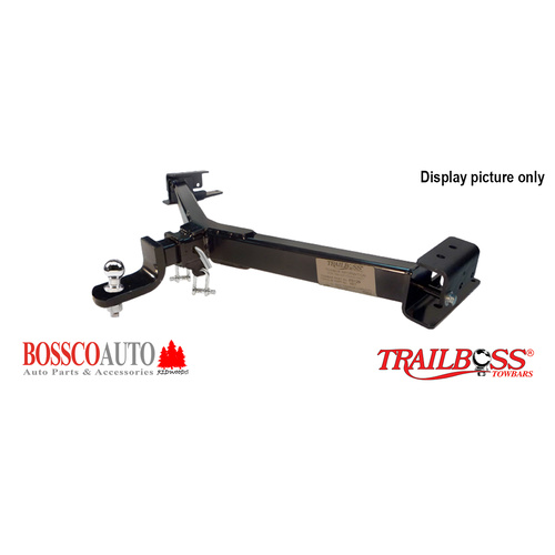 trailboss tow bar suitable for kia sportage 2015 - 2017 ... jeep tow bar wiring