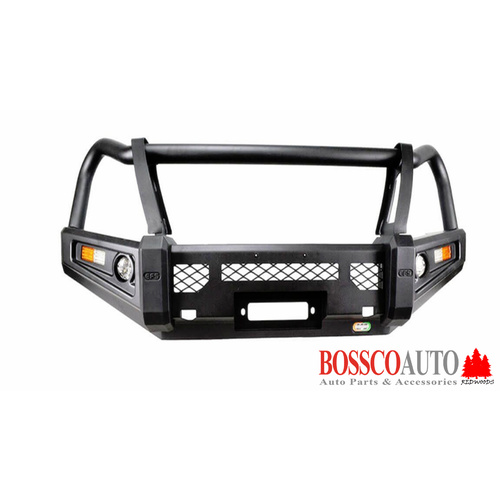 EFS Pioneer Full Bumper Replacement Bullbar Suitable For Mitsubishi Triton MQ 2015-2020